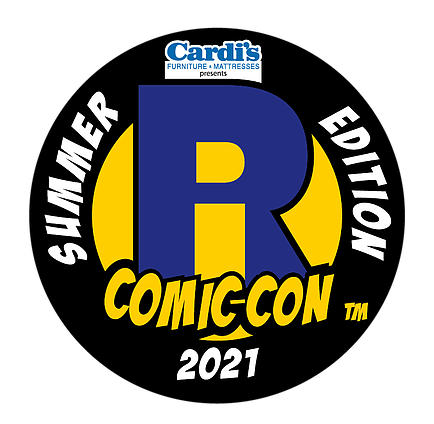 Rhode Island Comic Con 2021 Summer Edition