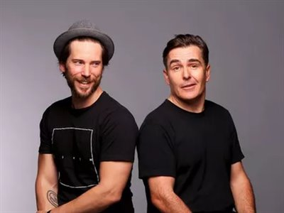 TeamUp - Nolan North & Troy Baker