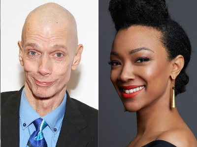 TeamUp - Doug Jones & Sonequa Martin-Green