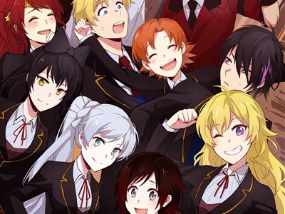 TeamUp - RWBY Cast