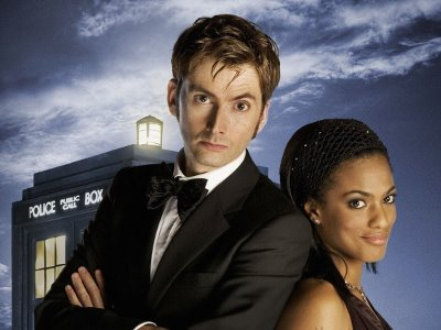 TeamUp - Dr. Who - Doctor and Martha