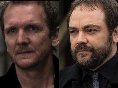 TeamUp - Supernatural: Crowley & Balthazar