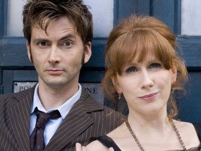 TeamUp - Dr. Who - Doctor and Donna