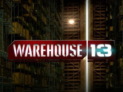 TeamUp - Warehouse 13 Duo