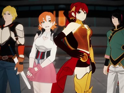 TeamUp - RWBY - Team JNPR
