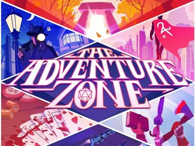 TeamUp - Adventure Zone Duo