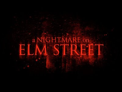 TeamUp - Nightmare on Elm Street