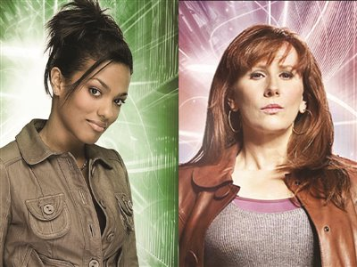 TeamUp - Dr. Who Companions