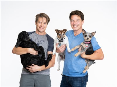 John Barrowman & Scott