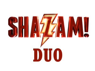 TeamUp - Shazam & Billy