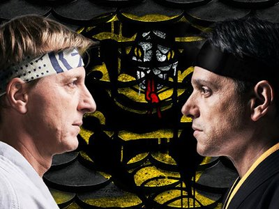 TeamUp - Karate Kid: Cobra Kai