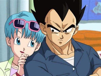 TeamUp - Dragon Ball Z: Vegeta and Bulma