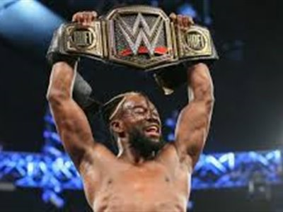 WWE® Superstar Kofi Kingston