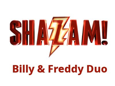 TeamUp - Shazam: Billy & Freddy
