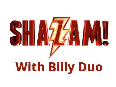 TeamUp - Shazam! & Billy