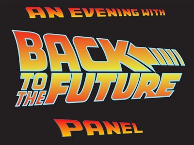 An Evening with BttF Panel - General Admission