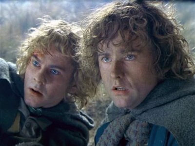 TeamUp - LotR: Merry & Pippin