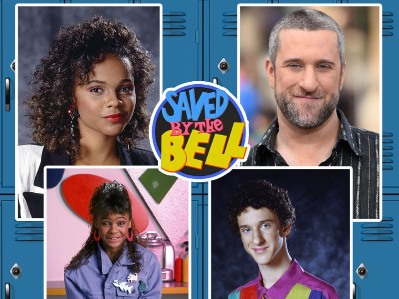 TeamUp - Saved By The Bell